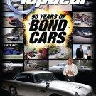 Top Gear: 50 Years of Bond Cars DVD