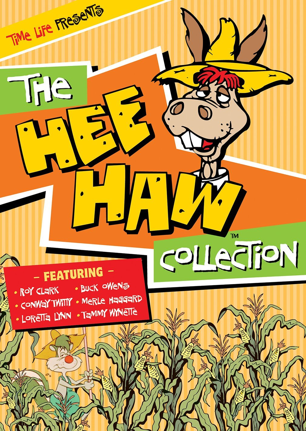 Hee Haw Collection DVD