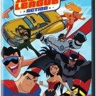 Justice League Action: SuperPowers Unite Season 1 Part 1 (DVD)