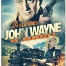 24 Features: John Wayne Collection DVD