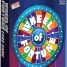 Wheel of Fortune Card Game - Faced Paced Competition - Travel Sized Party Game