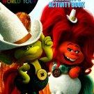 Trolls - Jumbo Coloring & Activity Book