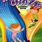 Maze Craze Activity Book for Kids Easy Medium Hard Levels - v2