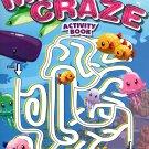 Maze Craze Activity Book for Kids Easy Medium Hard Levels - v3