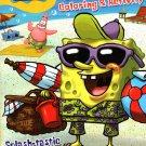 SpungeBob Squarepants 3 Books in 1 - Coloring & Activity Book - Splash - tastic Adventures