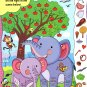 My Favorite Animals - Search and Find Book - Over 500 things to Find