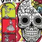 Day of the Dead - Advanced Coloring Books for Adults s