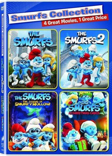 Smurfs 2, the / Smurfs, the (2011) - Vol / Smurfs, The: The Legend of Smurfy Hollow DVD dv005