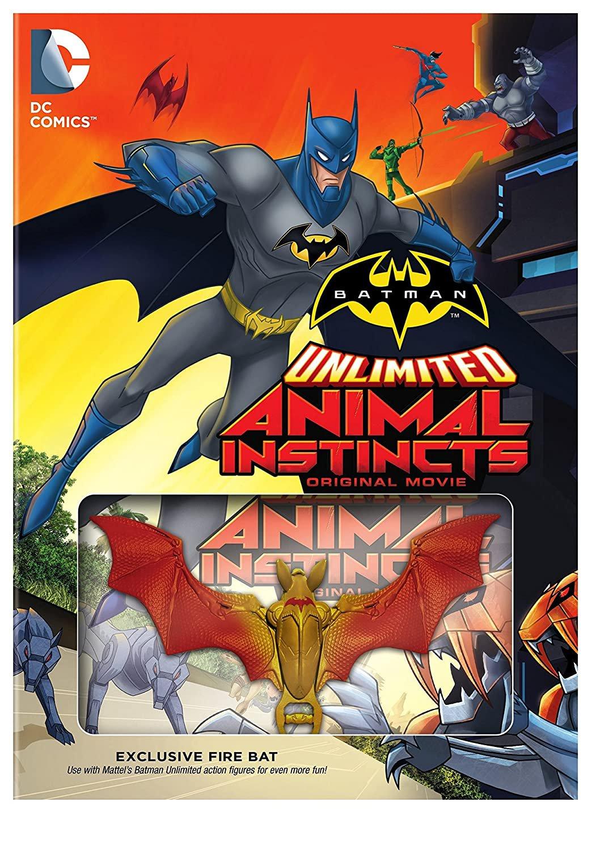 Batman Unlimited: Animal Instincts (DVD) dv006