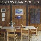 Scandinavian Modern Hardcover Book