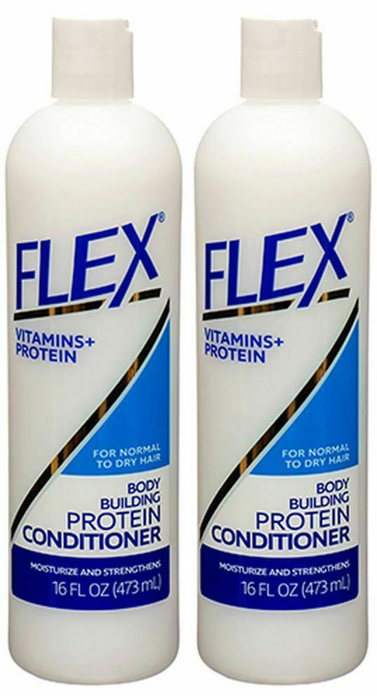 Flex Conditioner Vitamins + Protein 16 oz 2 Pack