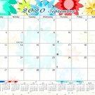 2020-2021 Monthly Magnetic/Desk Calendar - 16 Months Desktop - (Edition #07-01)