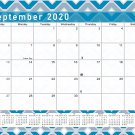 2020-2021 Monthly Magnetic/Desk Calendar - 16 Months Desktop - (Edition #26-04)