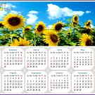 2021 Magnetic Calendar - Calendar Magnets - Today is My Lucky Day - Edition #34