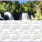 2021 Magnetic Calendar - Calendar Magnets - Today is My Lucky Day - Edition #30