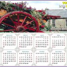 2021 Magnetic Calendar - Calendar Magnets - Today is My Lucky Day - Edition #12