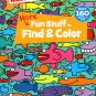 Highlights Hidden Pictures - Fun Stuff to Find & Color - Coloring & Activity Book - (Set of 2 Book)