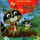 Scholastic - Pre - K Math - Educational Workbooks Ages 3 - 5