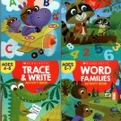 Scholastic - Educational Workbooks - Set of 4 Book