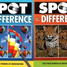 Spot the Difference - Picture Puzzles Book (Set of 2 Book) - v1