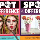 Spot the Difference - Picture Puzzles Book (Set of 2 Book) - v2