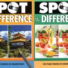 Spot the Difference - Picture Puzzles Book (Set of 2 Book) - v4