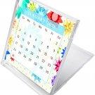 2021 CD-Style Desk Calendar 12 Months Calendar/Planner / (Edition #01)