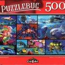 Undersea Wonders - 500 Pieces Jigsaw Puzzle