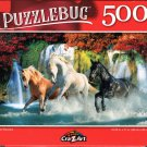 River Runners - 500 Pieces Jigsaw Puzzle