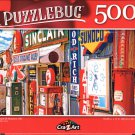 Route 66 Museum. MO - 500 Pieces Jigsaw Puzzle
