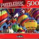 Brilliant Balloons - 500 Pieces Jigsaw Puzzle