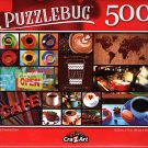 My Favorite Drink - 500 Pieces Jigsaw Puzzle