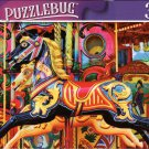 Black Beauty Carousel Horse - 300 Pieces Jigsaw Puzzle