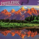 Sunrise at Grand Tetons National Park - 300 Pieces Jigsaw Puzzle