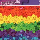 Rainbow Buttons - 300 Pieces Jigsaw Puzzle