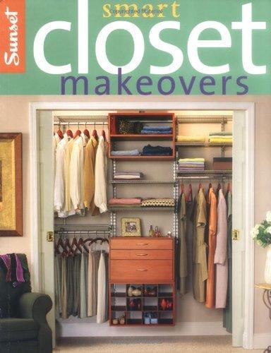 Smart Closet Makeovers Paperback Book