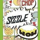 Chop, Sizzle, Wow (FOOD COOK) Paperback Book