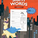 Primary Learning Sight Words - Reproducible Educational Workbook - Grades 2 - 3