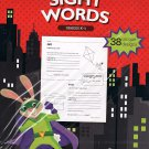 Early Learning Sight Words - Reproducible Educational Workbook - Grades K - 1