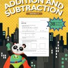 Teaching Tree Addition and Subtraction  Workbook - Grades 1-2 -v5