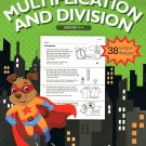 Teaching Tree Multiplication and Division - Workbook (v5) - Grades 3-4