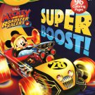 Disney Mickey and the Roadster Racers - Super Boost! Coloring Book with Stickers