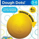 Fisher-Price Dough Dots Individual Pack 4oz (Lion) Modeling Clay