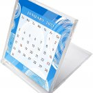 2021 CD-Style Desk Calendar 12 Months Calendar/Planner / (Edition #02)
