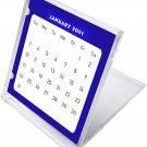 2021 CD-Style Desk Calendar 12 Months Calendar/Planner / (Edition #06)