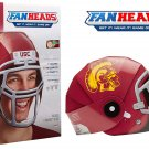 FanHeads Wearable College Football Helmets (All Team Options) – Reinforced Laminated Cardboard