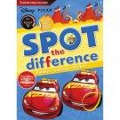 Disney Pixar Spot the Difference: Includes Super Reward Stickers!