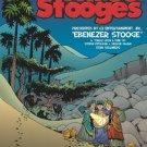 The Three Stooges Graphic Novels #2: Ebenezer Stooge Paperback Book