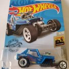 Hot Wheels 2020 Baja Blazers '42 Willys MB Jeep, Blue 139/250