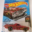 Hot Wheels 2020 Hw Dream Garage Custom '71 El Camino, Red 40/250